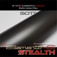 thumb-W-1917 ELEMENTO-6 -Stealth Carbonfaser matt-satiniert 152cm-6