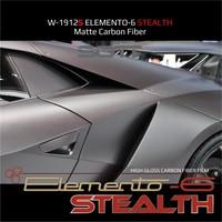 thumb-W-1917 ELEMENTO-6 -Stealth Carbonfaser matt-satiniert 152cm-9
