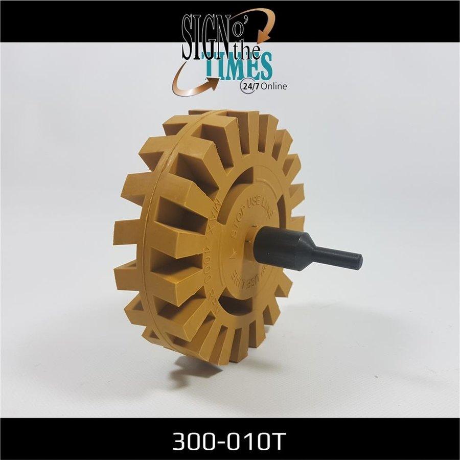 300-010T STRIP-IT Eraser Disk T-series-2