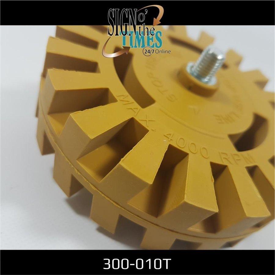 300-010T STRIP-IT Eraser Disk T-series-4