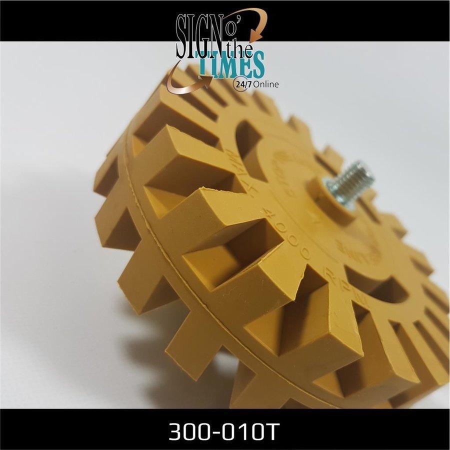 300-010T STRIP-IT Eraser Disk T-series-5