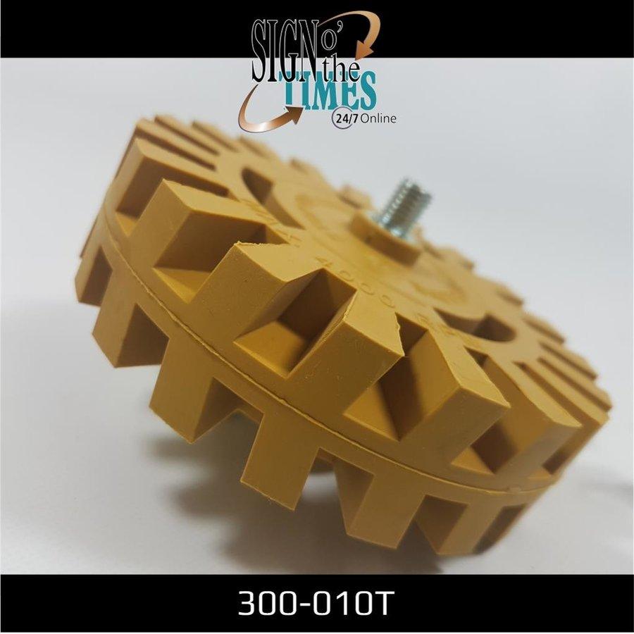 300-010T STRIP-IT Eraser Disk T-series-6