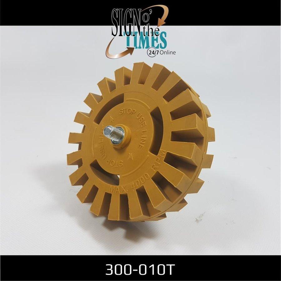 300-010T STRIP-IT Eraser Disk T-series-7