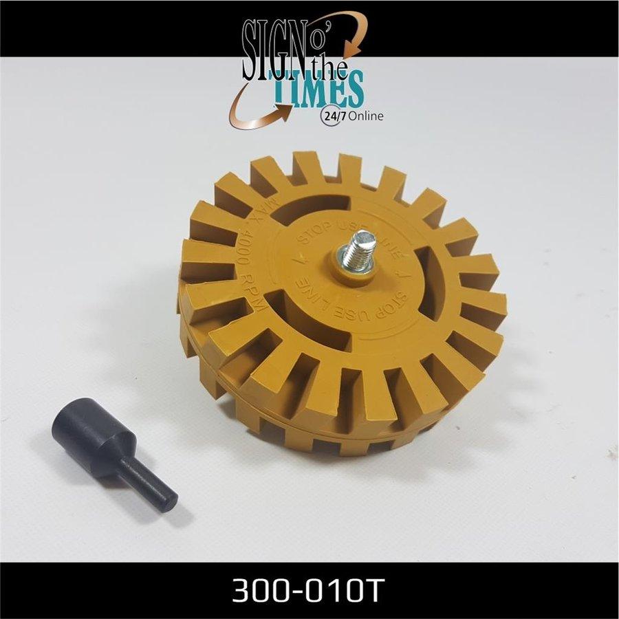 300-010T STRIP-IT Eraser Disk T-series-8