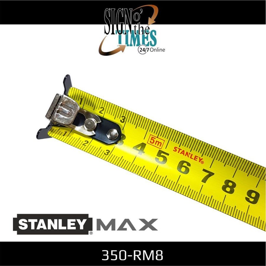 Bandmass Max mit Magnethaken 350-RM8-2