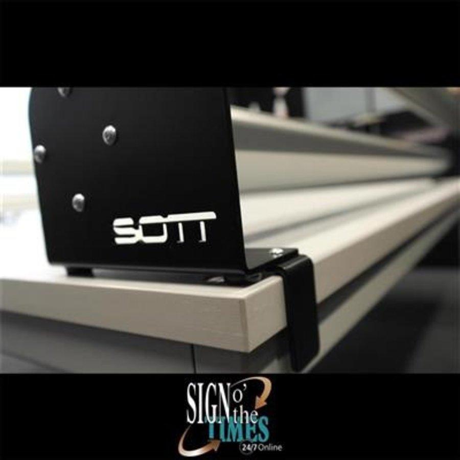500-SRS132 Professioneller Folienabroller 132cm-7