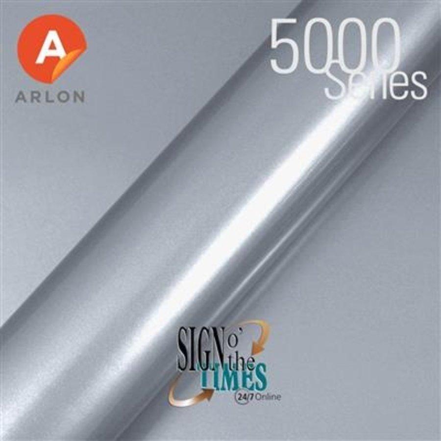 Plotterfolie Silver Gloss 122cm-1