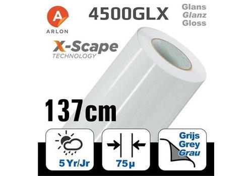 Arlon Arlon DPF 4500GLX X-Scape™ Glanz Weiß Film 137cm