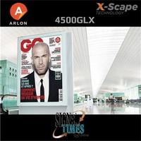 thumb-Arlon DPF 4500GLX X-Scape™ Glanz Weiß Film 137cm-4