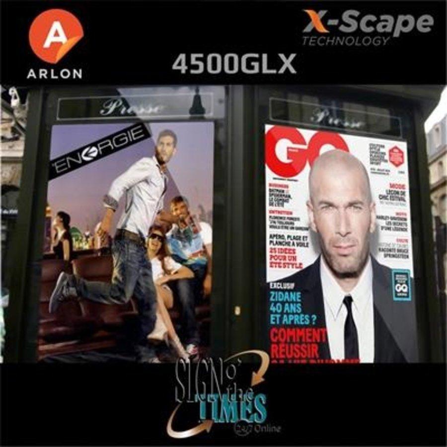 Arlon DPF 4500GLX X-Scape™ Glanz Weiß Film 137cm-5