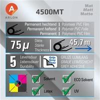 thumb-DPF 4500MT Matte -grauer Kleber 137cm-2