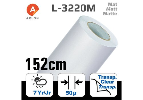 Arlon L-3220M Matt 152 cm
