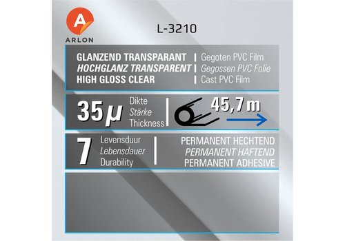 Arlon L-3210 Glanz 122 cm