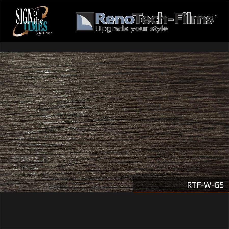 RTF-W-G-122 Dark grey wood-3