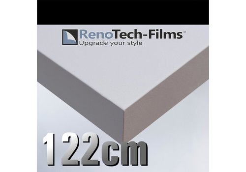 Renotech RTF-SC-J3-122 Megève Samt Weiß Gekörnt