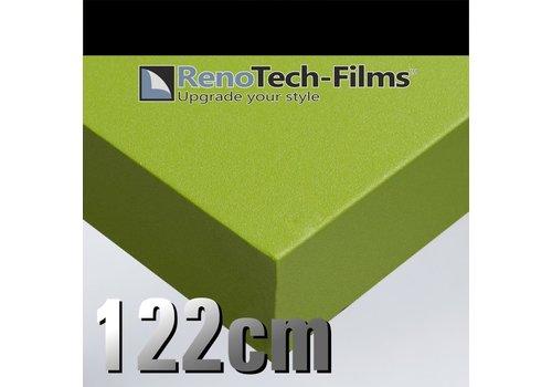 Renotech RTF-SC-M5-122 Mattes Apfelgrün - Struktur