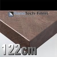 thumb-RTF-FB-NE33-122 Brudshed brown fabric-1