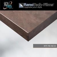 thumb-RTF-FB-NE33-122 Brudshed brown fabric-3