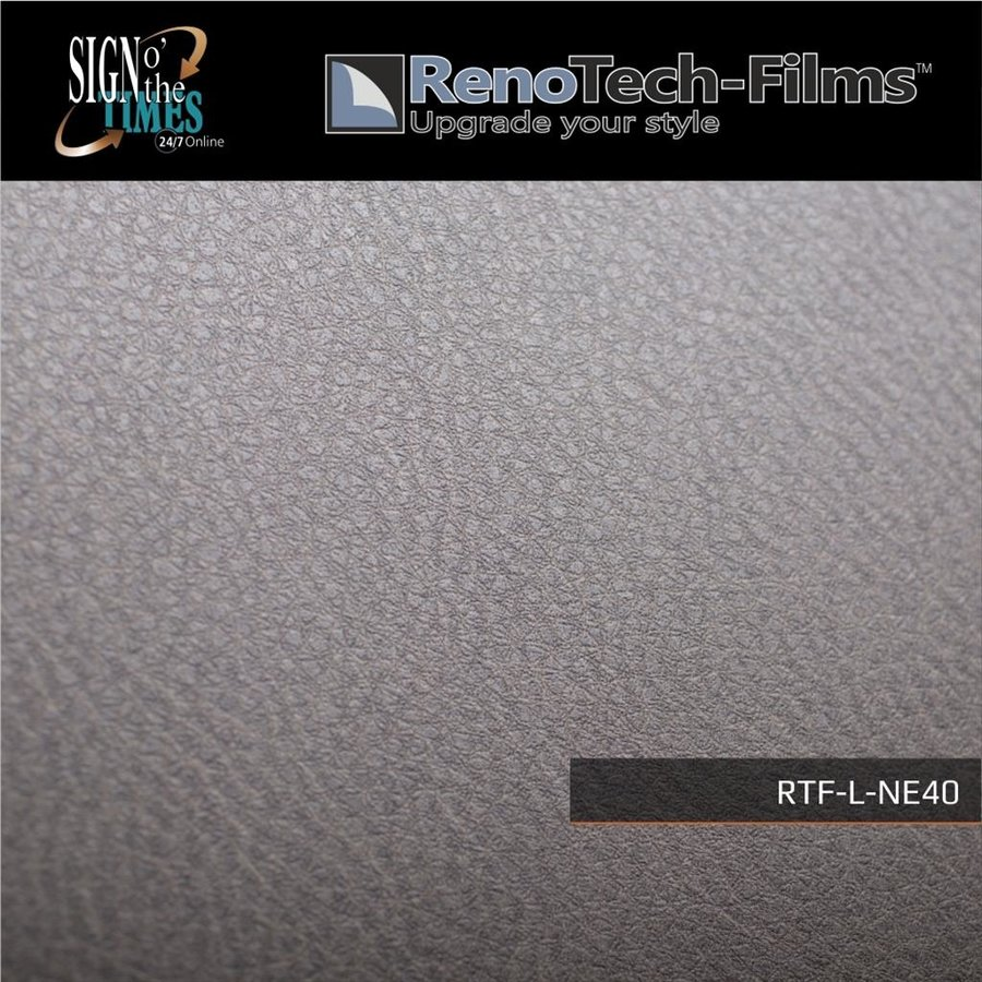 RTF-L-NE40-122 Grey leather-2