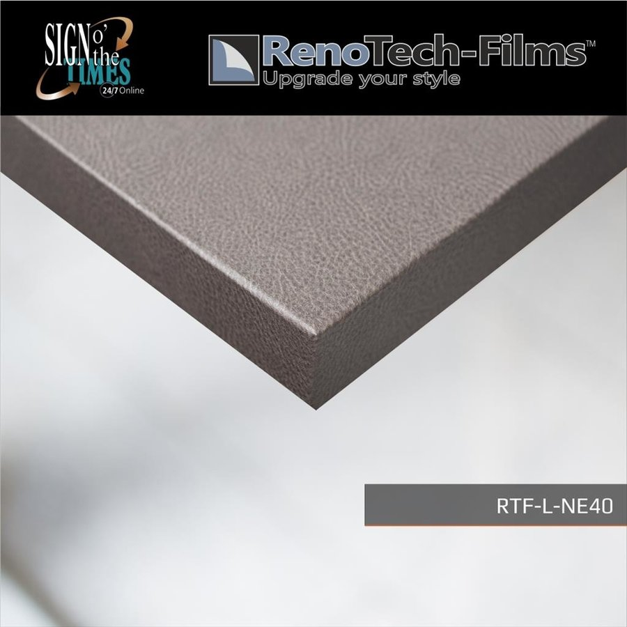 RTF-L-NE40-122 Grey leather-3