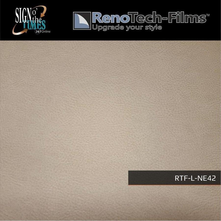RTF-L-NE42-122 Caramel leather-2