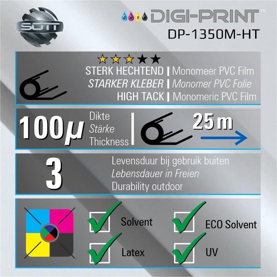 DP-1350M-HT-140 25m  DigiPrint H.Tack Fassaden-Folie Matt Weiß -monom.-2