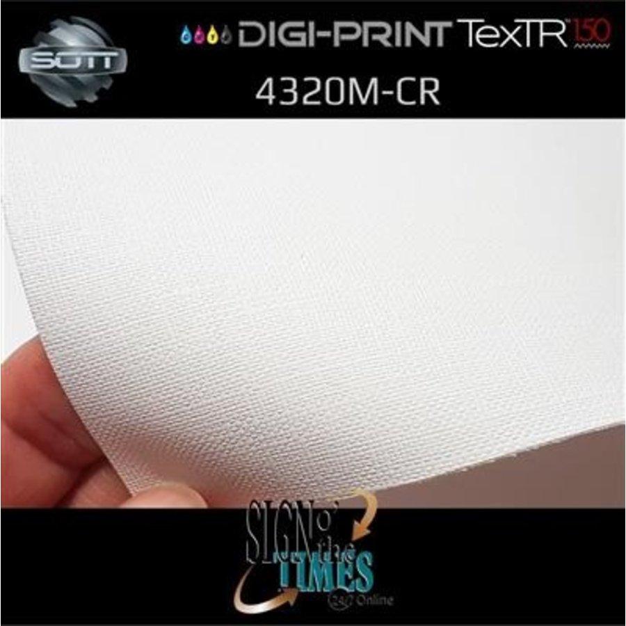 DP-4320M-CR-137 DigiPrint TexTR150™ Canvas Wall-Folie Matt Weiß-3