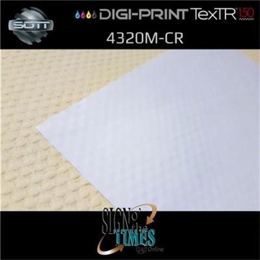 DP-4320M-CR-137 DigiPrint TexTR150™ Canvas Wall-Folie Matt Weiß-6
