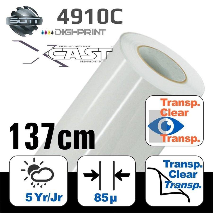 DP-4910C-137 DigiPrint X-Cast™ Glanz Transparent -137cm-1