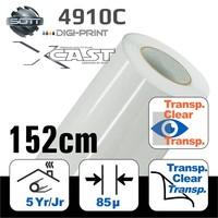 thumb-DP-4910C-152 DigiPrint X-Cast™ Glanz Transparent -152cm-1
