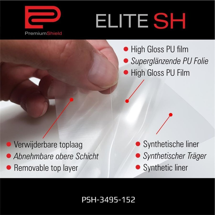 Elite SH PPF Film -61cm-9
