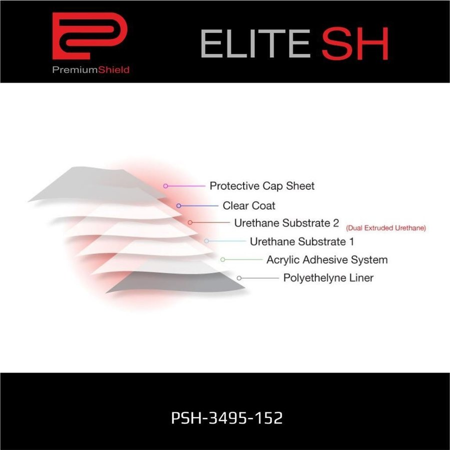 Elite SH PPF Film -152cm-3