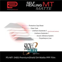 thumb-PS-MT-3485-152 SH Matt PPF Folie -152cm Laufmeter-3