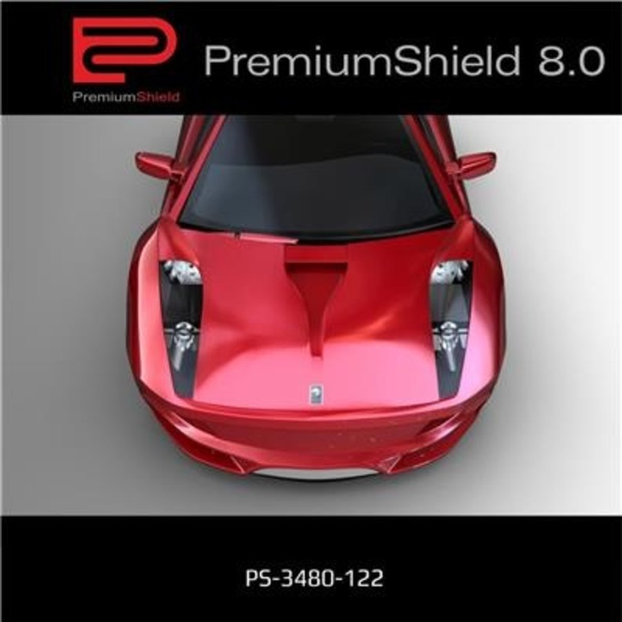PremiumShield 8.0 PPF 150my -122cm PS-3480-122  8.0-2