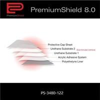 thumb-PremiumShield 8.0 PPF 150my -122cm PS-3480-122  8.0-3