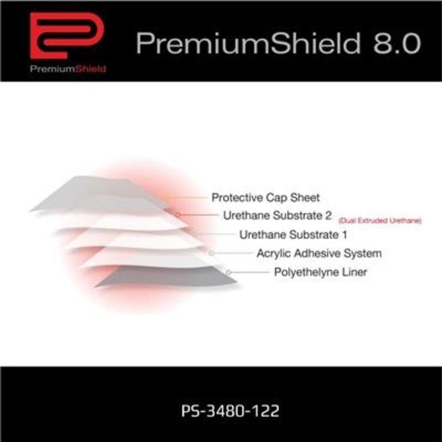 PremiumShield 8.0 PPF 150my -122cm PS-3480-122  8.0-3