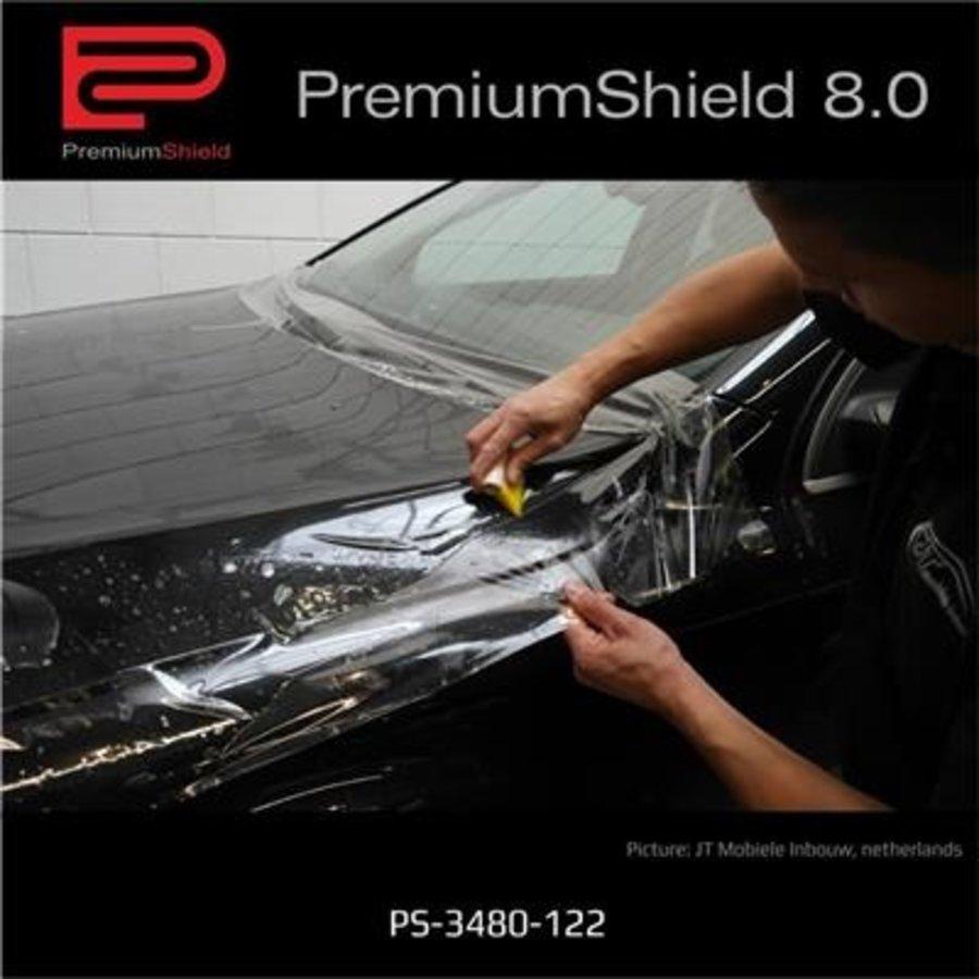 PremiumShield 8.0 PPF 150my -122cm PS-3480-122  8.0-5