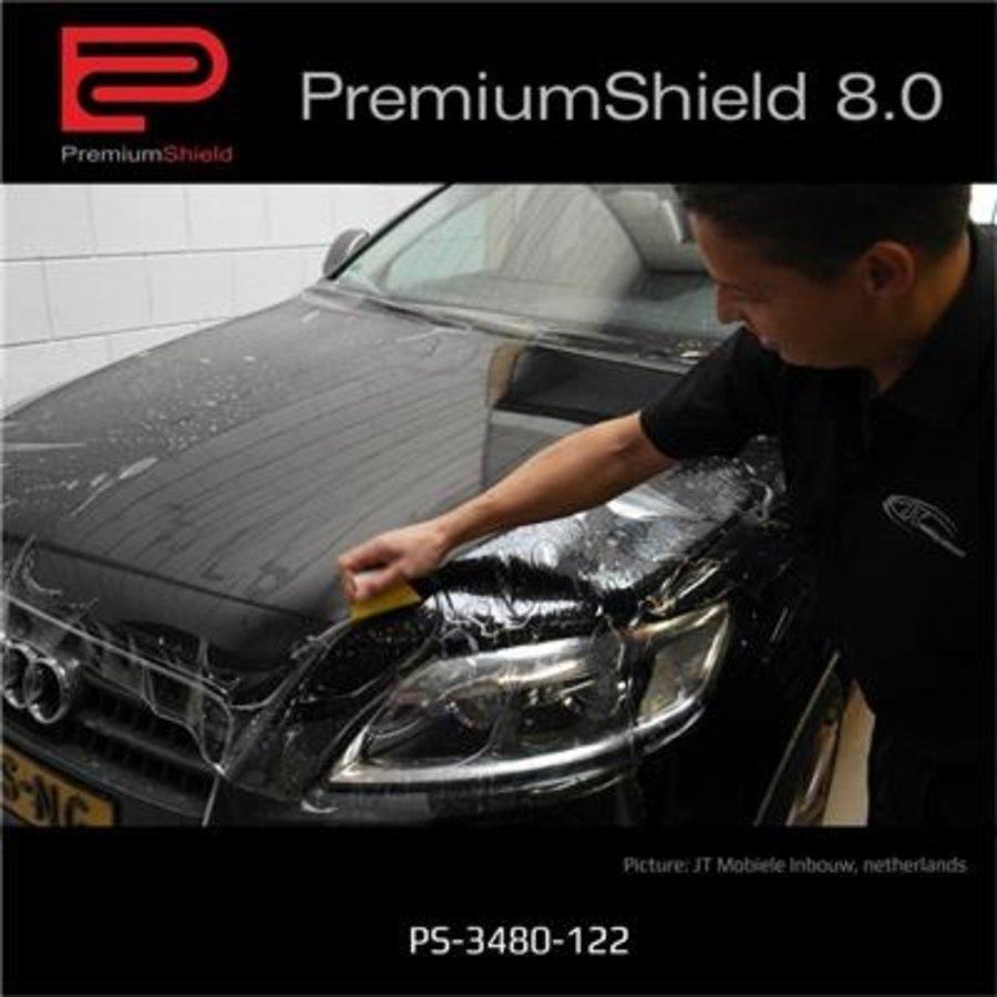 PremiumShield 8.0 PPF 150my -122cm PS-3480-122  8.0-6