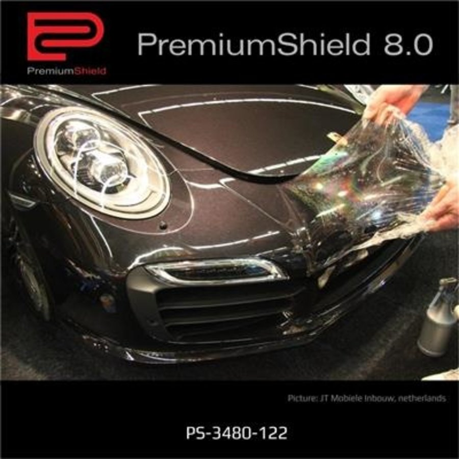 PremiumShield 8.0 PPF 150my -122cm PS-3480-122  8.0-7