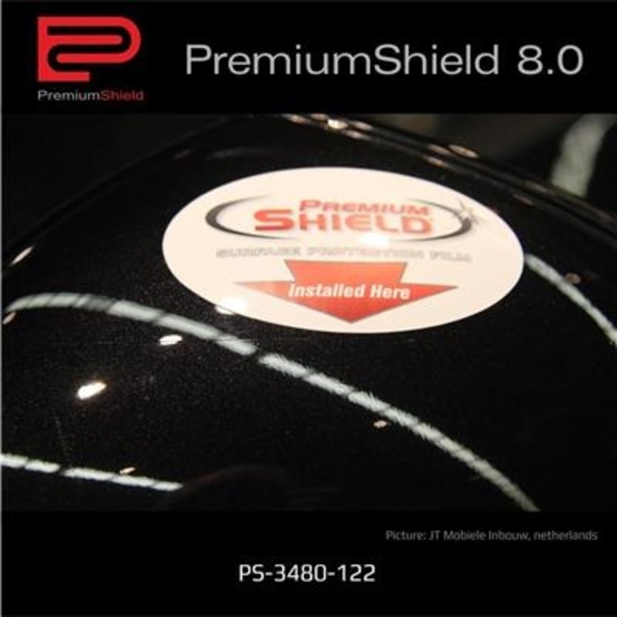 PremiumShield 8.0 PPF 150my -122cm PS-3480-122  8.0-8