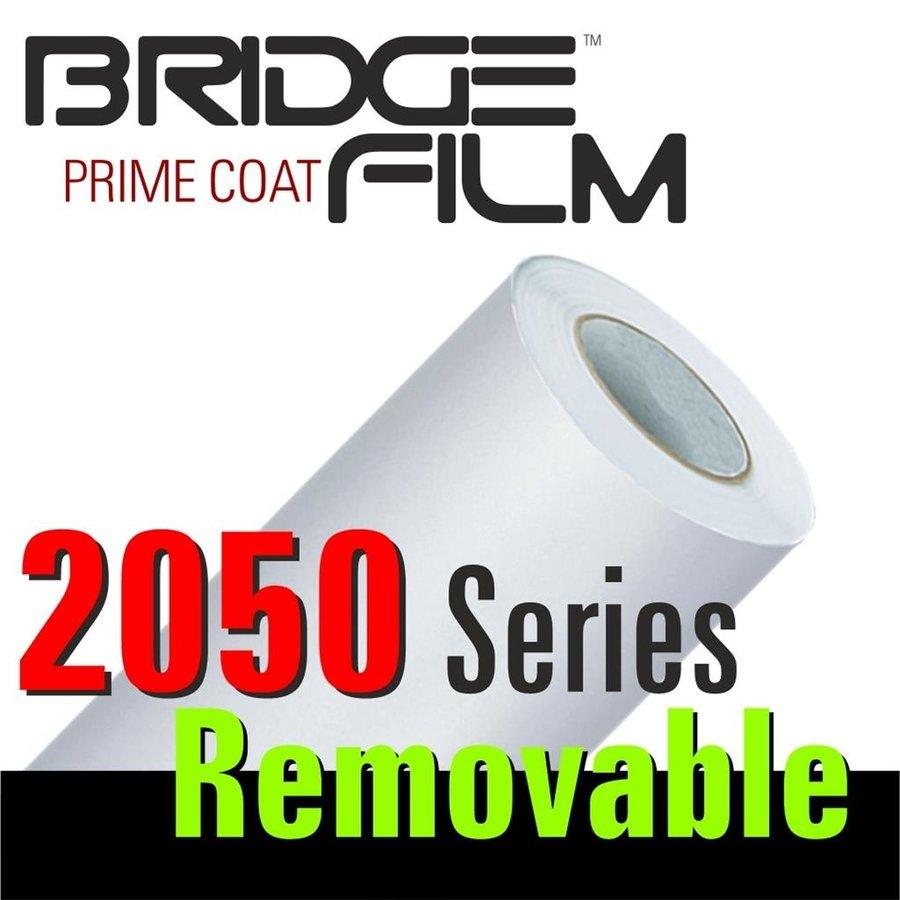 BridgeFilm 2050 Restlos Ablösbar Seidenmatt 137cm-1