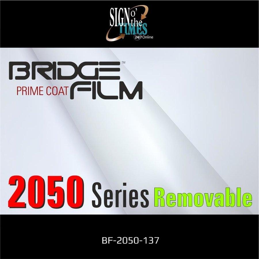 BridgeFilm 2050 Restlos Ablösbar Seidenmatt 137cm-3