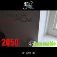 thumb-BridgeFilm 2050 Restlos Ablösbar Seidenmatt 137cm-4