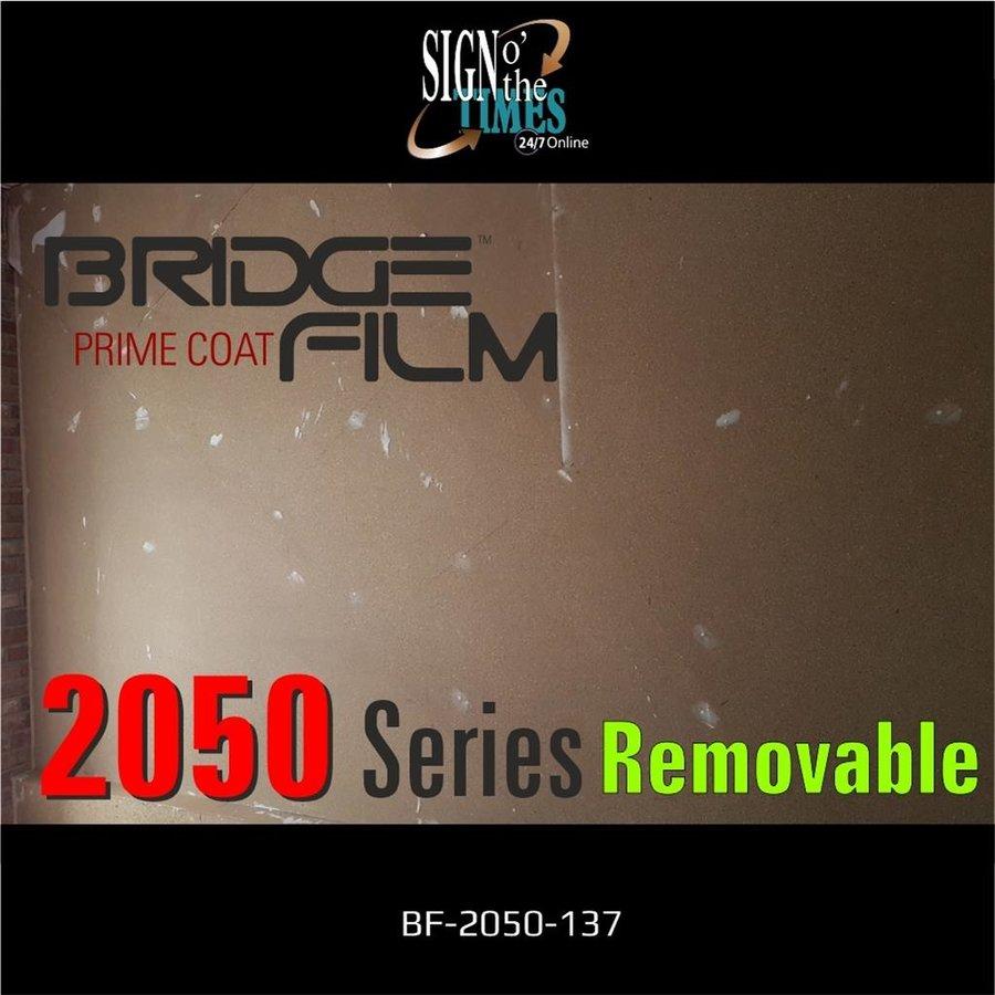BridgeFilm 2050 Restlos Ablösbar Seidenmatt 137cm-5