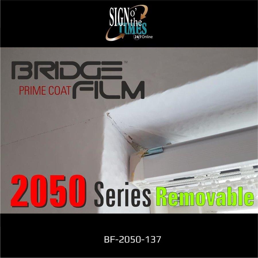 BridgeFilm 2050 Restlos Ablösbar Seidenmatt 137cm-6