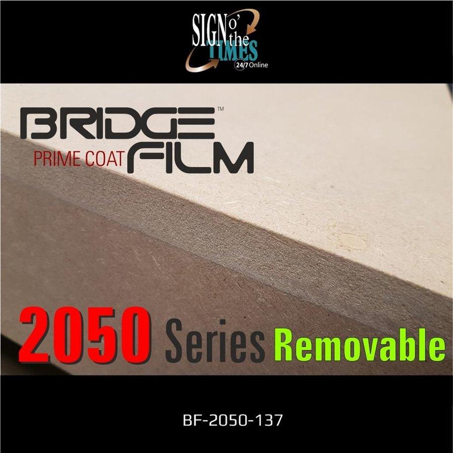 BridgeFilm 2050 Restlos Ablösbar Seidenmatt 137cm-8