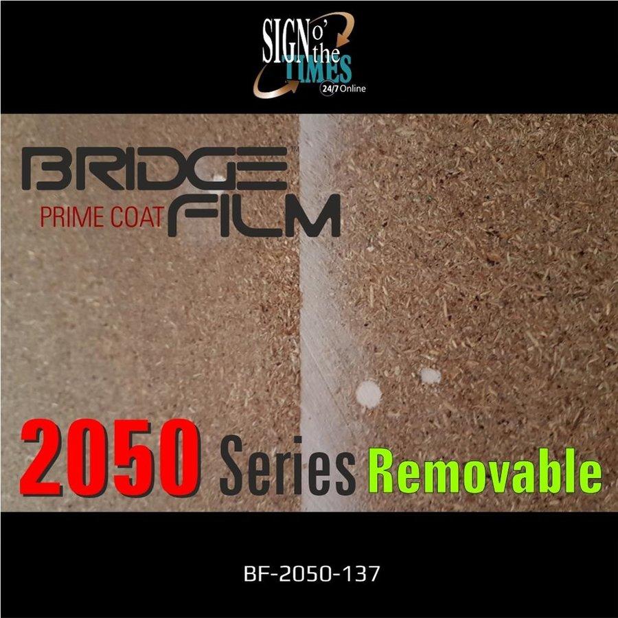 BridgeFilm 2050 Restlos Ablösbar Seidenmatt 137cm-9