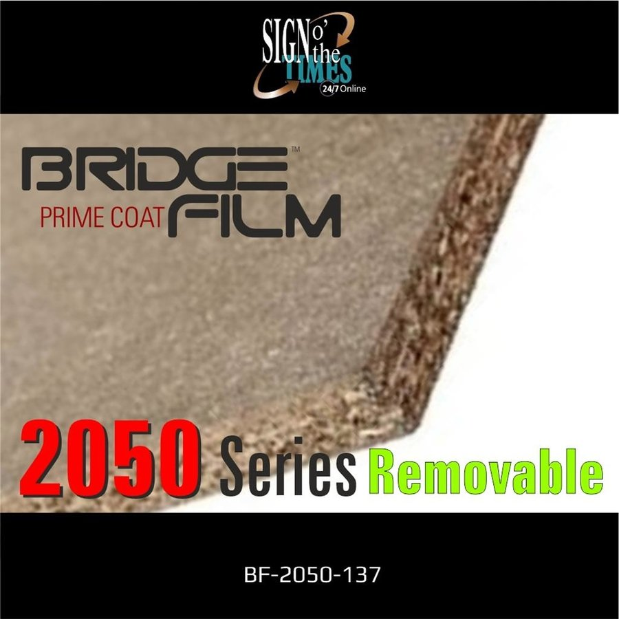 BridgeFilm 2050 Restlos Ablösbar Seidenmatt 137cm-10