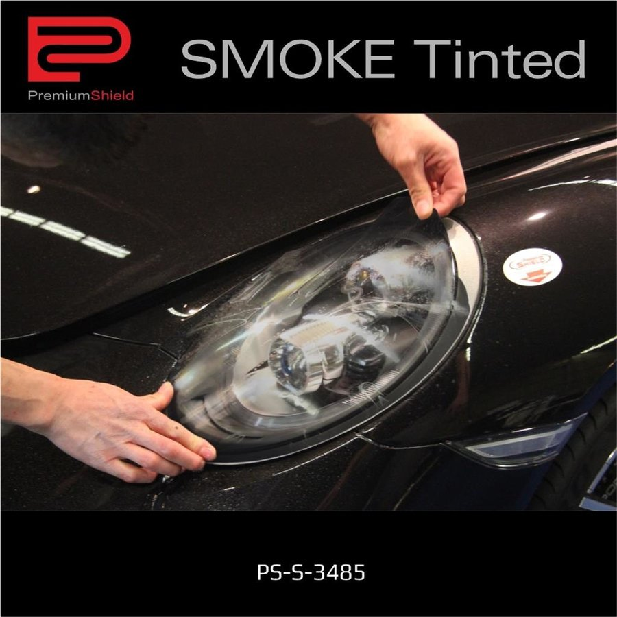 PS-S-3485-50 SMOKE Tinted PPF -50cm-3