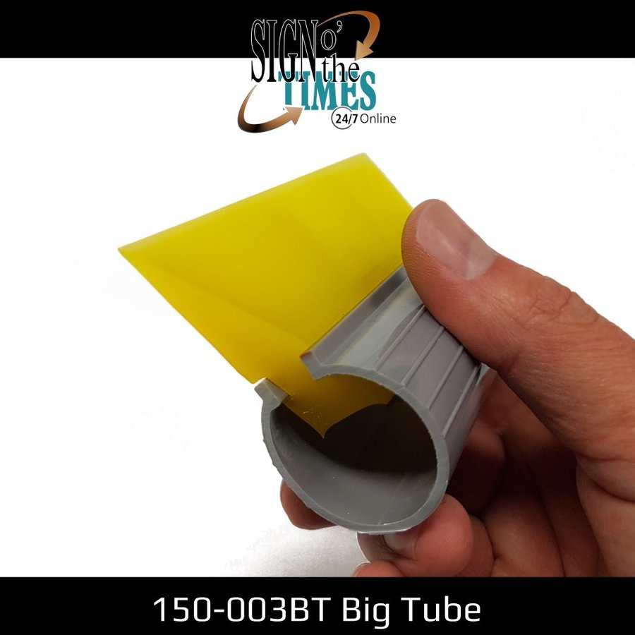 Mediumline Yellow Turbo Squeegee 14cm -big tube 150-003BT-3